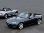 Появились первые фото родстера Mazda MX-5