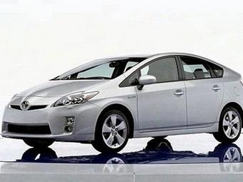 Toyota разработала стайл-пакет для Prius