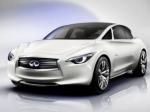 Infinity готовит к показу конкурента Lexus CT200h
