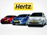Компания по прокату автомобилей Hertz выводит брэнд на американский рынок