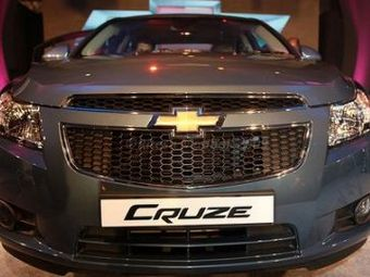 Новый Chevrolet Cruze – теперь купе!