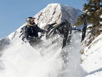 Новый покоритель снежных склонов от Yamaha
