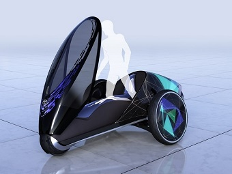 Тойота представит публике революционный автомобиль