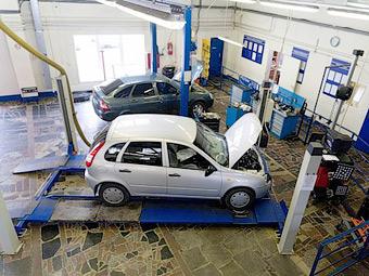 В среднем на автомобиль в Москве тратится 100 руб. в год