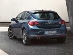 Новый хэтчбек Opel Astra: стиль и уверенность