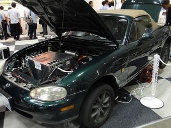 В Японии разрабатывают новый «чистый двигатель»