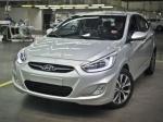 Анонсированы цены для РФ на новую Hyundai Solaris