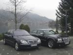 Mercedes и Chrysler могут лишиться права на поставку автомобилей для российских чиновников