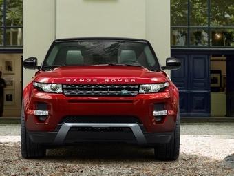 С ноября россияне смогут приобрести Range Rover Evoque посредством Интернет