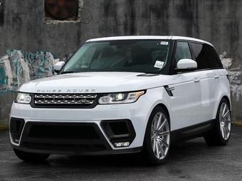 Новый обвес History для Range Rover Sport 2014