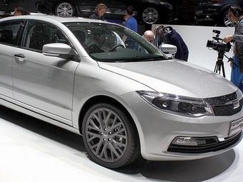 Выйти на автомобильный рынок РФ готовится китайская компания Qoros