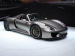 Все автомобили Porsche 918 Spyder уже проданы