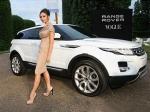 Виктория Бэкхем – создала новый дизайн для Range Rover Evoque