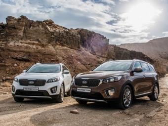ВКазахстане начали производство нового поколения Kia Sorento