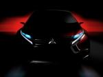 Mitsubishi представила изображения нового концепта