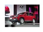 Озвучена стоимость нового китайского внедорожника «Dongfeng MX6»