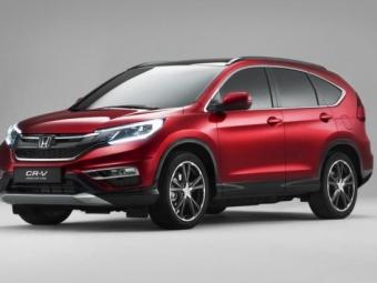 ВЕвропе стартуют продажи обновленной Honda CR-V