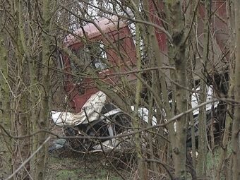 КамАЗ столкнулся савтобусом наКубани, пострадали 12 человек