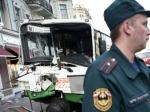 ВНовороссийске фура протаранила 15 маршруток