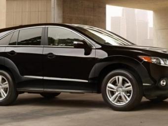 Обновленная Acura RDX вскоре будет представлена