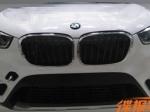 BMW X1 нового поколения замечен без камуфляжа