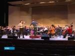 Встенах тюменского ж/д вокзала звучала классическая музыка— Вокзальная романтика