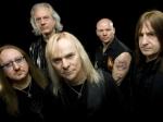 Концерт британской рок-группы Uriah Heep вМоскве