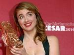 Кристен Стюарт— первая американка, получившая французскую премию «Сезар»