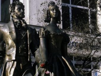Потомки Пушкина съедутся вМоскву на«Семейное торжество»