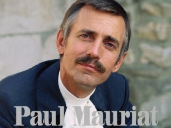 В17 лет Поль Мориа организовал свой первый оркестр