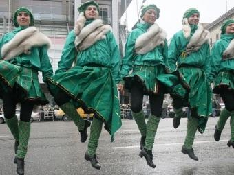 ВМоскве пройдёт Неделя Ирландии