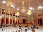 ВБольшом зале Филармонии открывается фестиваль «Отавангарда донаших дней»
