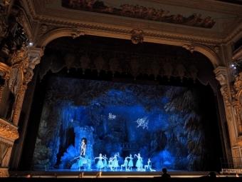 Сегодня откроетсяXV Международный фестиваль балета «Мариинский»