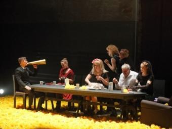 Курганские артисты ошеломили московскую публику