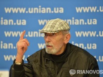 Вахтанг Кикабидзе просит политического убежища вУкраине