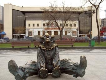 ВСмоленской области пройдет фестиваль циркового искусства имени Юрия Никулина