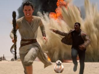 Мировой рекорд попросмотрам установил трейлер кновому эпизоду «Звёздных войн»