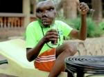 Самый некрасивый мужчина Уганды стал отцом ввосьмой раз