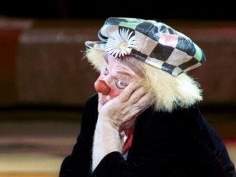 Плохая погода непомешала провести вСочи цирковой фестиваль