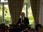 Хворостовский дал концерт встолице англии