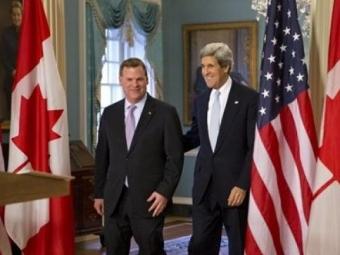 Глава МИД Канады уходит вотставку