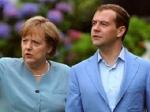 Д.Медведев обсудит газовое сотрудничество с Германией