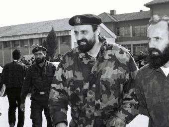 Арестован Горан Хаджич