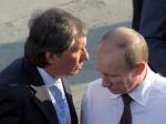 Где настоящий Сечин— Путин