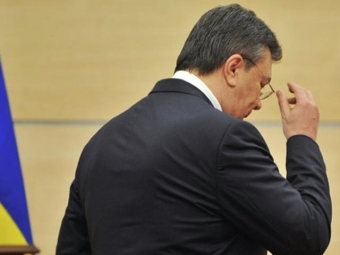 Верховная Рада лишили Януковича звания Президента Украины