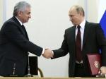 Путин ратифицировал договор между Россией иАбхазией