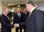 Порошенко пригрозил Путину раскрыть сведения ороссийских военных вДонбассе— СМИ