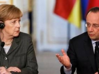 Меркель иОлланд полностью еще непроанализировали предложения Путина— Керри
