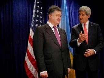 Дж.Керри: США помогут Украине вустановлении экономической стабилизации