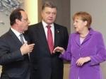 СМИ узнали обуступках ополченцам вплане Меркель-Олланда